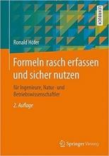 کتاب Formeln rasch erfassen und sicher nutzen