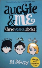 کتاب Auggie & Me Three Wonder Stories