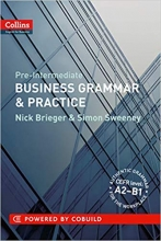 کتاب Pre-Intermediate Business Grammar & Practice (Collins English for Business)