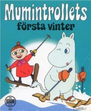 کتاب Mumintrollets första vinter