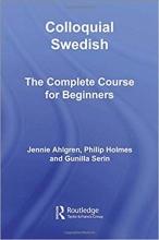 کتاب Colloquial Swedish