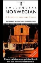 کتاب Colloquial Norwegian: A complete language course