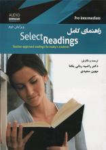 راهنمای کامل کتاب سلکت ریدینگ پری اینترمدیت ویرایش دوم Select Readings pre-intermediate