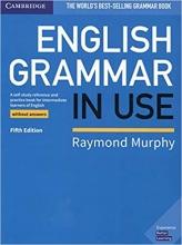 کتاب انگلیش گرامر این یوز بریتیش ویرایش پنجم English Grammar in Use 5th+CD  اثر Raymond Murphy