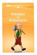 داستان ترکی CAN TURKCE 4 OKUMA KİTAPLARI SERİSİ