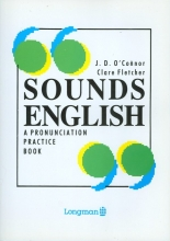 کتاب Sounds English: Pronunciation Practice Book
