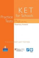 کتاب KET Practice Tests Plus