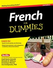 کتاب French For Dummies - 2nd Edition