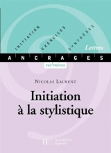 کتاب INITIATION À LA STYLISTIQUE