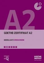 كتاب  Goethe Zertifikat A2 Modellsatz Erwachsene