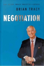 کتاب Negotiation - The Brian Tracy Success Library