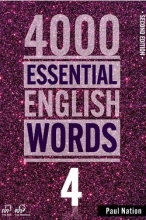 کتاب 4000Essential English Words 2nd 4