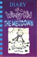کتاب خاطرات بچه چلمن - ذوب شدن Diary of a Wimpy Kid - The Meltdown