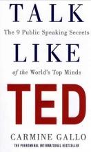 کتاب به زبان تد Talk Like TED