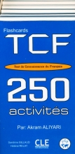 فلش کارت TCF 250 actiites Flashcards