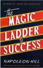 کتاب رمان انگلیسی نردبان جادویی برای رسیدن به موفقیت The Magic Ladder to Success