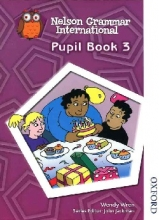کتاب Nelson Grammar International 3 - Pupil Book+Workbook