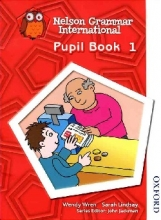 کتاب Nelson Grammar International 1 - Pupil Book+Workbook نلسون گرامر Nelson Grammar International 2