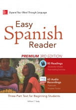 کتاب Easy Spanish Reader Premium 3rd Edition