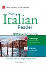 کتاب Easy Italian Reader Premium 2nd Edition