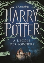 کتاب Harry Potter - Tome 1 : Harry Potter a l'ecole des sorciers