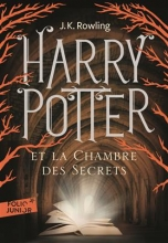 کتاب Harry Potter - Tome 2 : Harry Potter et la Chambre des Secrets