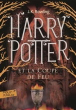 کتاب Harry Potter - Tome 4 : Harry Potter et la coupe de feu