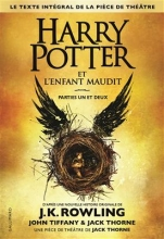 کتاب Harry Potter 8 et l'Enfant Maudit