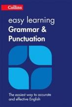 کتاب Easy Learning Grammar and Punctuation