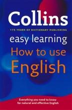 کتاب Easy Learning How to Use English