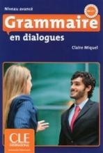کتاب Grammaire en dialogues - avance - + CD