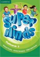 فلش کارت Flash Cards Super Minds 2