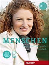 کتاب Menschen B1.2 kursbuch + Arbeitsbuch + DVD
