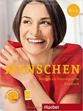کتاب Menschen B1.1 kursbuch + Arbeitsbuch + DVD