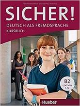 کتاب  Sicher! B2 Lektion 1-12 kursbuch + Arbeitsbuch + DVD