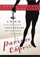 کتاب Pariser Esprit. 1000 weise & witzige Aussprüche von Coco Chanel bis Villon