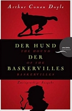 کتاب Der Hund der Baskervilles / The Hound of the Baskervilles (zweisprachig)