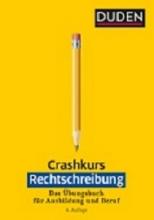 کتاب Crashkurs Rechtschreibung