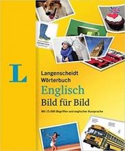 کتاب Langenscheidt Wörterbuch Englisch Bild für Bild - Bildwörterbuch