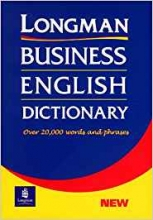 کتاب Longman Business English Dictionary