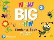 کتاب نیو بیگ فان  NEW Big Fun 2 SB+WB+CD