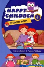 کتاب Happy Children 4 - Student Book