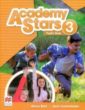 Academy Stars 3 (Pupil's Book+W.B)+CD
