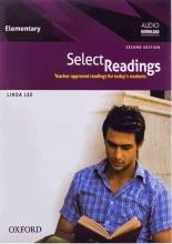 کتاب سلکت ریدینگ المنتری ویرایش دوم Select Readings Elementary+CD 2nd Edition