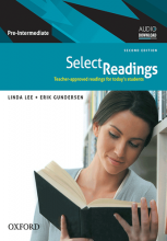 کتاب زبان Select Readings Pre-Intermediate+CD 2nd Edition