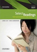 کتاب زبان Select Readings Intermediate+CD 2nd Edition