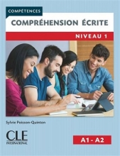 کتاب Comprehension ecrite 1 - 2eme edition - Niveau A1/A2