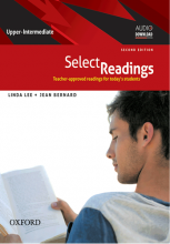 کتاب زبان Select Readings Upper-Intermediate+CD 2nd Edition