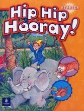 کتاب زبان Hip Hip Hooray Starter Student Book & Workbook 2nd Edition with CD