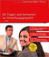کتاب Die 101 Fragen und Antworten im Vorstellungsgespräch